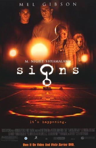 Amazon.com: Pop Culture Graphics Signs 11x17 Movie Poster (2002): Prints:  Posters & Prints