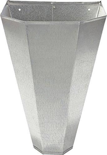 Miller RC2 957783 Poultry Steel Restraining Cone, Medium, Galvanized by Miller