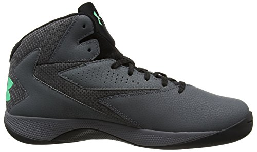Homme Armour Basketball De Ua Chaussures Gris Under rhino 076 Lockdown Gray gYnXdYq