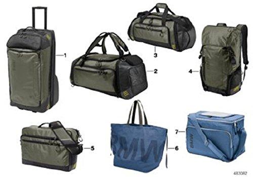 Bmw 16 Polyester Genuine Cool Active 80222446019 Shoulderbag Blue Litres Bag Z41Zg6W