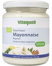 Vitaquell Mayonesa Ecológica (sin Huevo, sin Leche) - 1262, 250 ml 410 ml