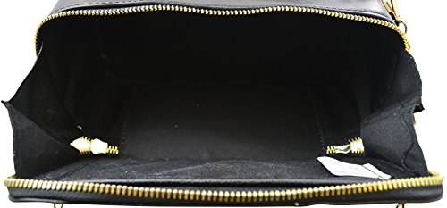 Shaped Radio Clutch Bag Women Cross Vintage Chain Vegan Unique Retro body Leather Radio qvI1f