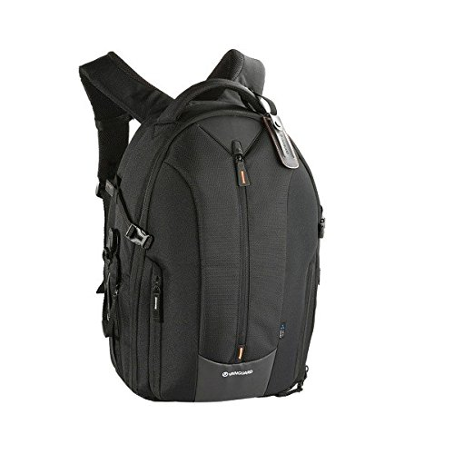 Vanguard Up Rise II 47 Camera Bag  Black  Camera Backpacks