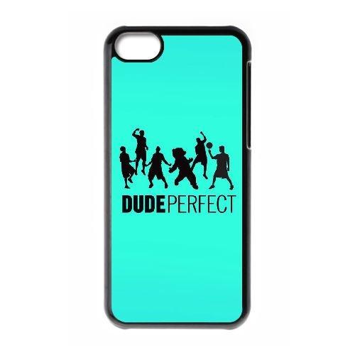 Mec Parfait JS05IN5 coque iPhone Téléphone cellulaire 5c cas coque D5YV7C6LL