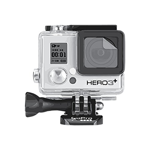 GOcase H4-Shield Lens Protector for GoPro HERO3+ and HERO4+