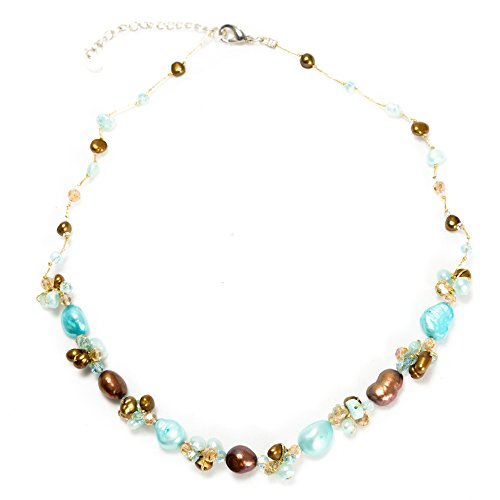 Cultured Freshwater Pearl Cluster - 5
