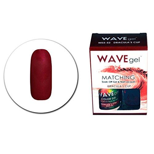 [Wavegel - Matching - Dracula's Cup - W0352 - 0352] (Dracula Makeup)
