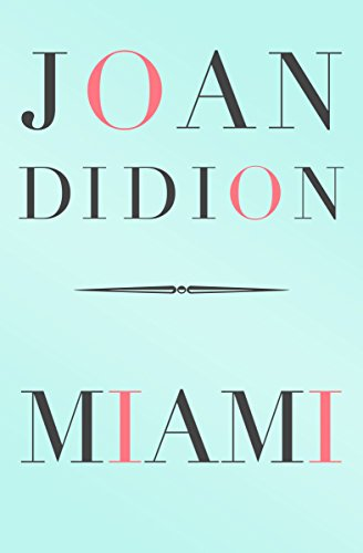 Miami Joan Didion ebook product image