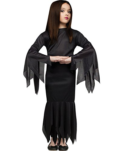 morticia dress costume - 7