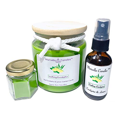 aroma therapy candle sets - 7