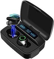 Moosen Bluetooth Kopfhörer In Ear Kabellos Bluetooth 5.0 Kopfhörer 156H Playtime Deep Bass Hi-Fi Stereo Sound Wireless...
