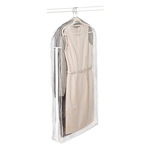 Frameless Long Dress Bag -(Clear...
