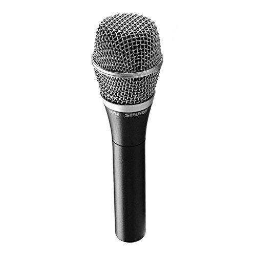 Shure SM86 Cardioid Condenser Handheld Vocal Microphone - Sm86 Condenser Microphone