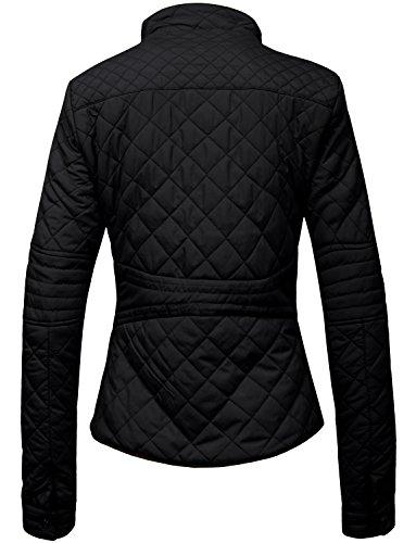 Lightweight quilted jacket women