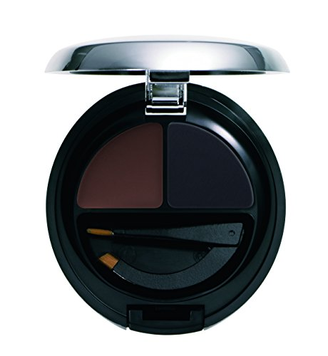 The Body Shop Brow and Liner Kit, Dark (Brown Eyes Body)