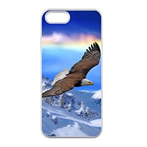 Welcome!Iphone 5/5S Cases-Brand New Design Birds Eagle Printed High Quality TPU For Iphone 5/5S 4 Inch -03