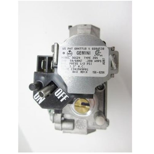 (Upgraded Replacement for Trane Furnace Gas Valve 36G24 205)