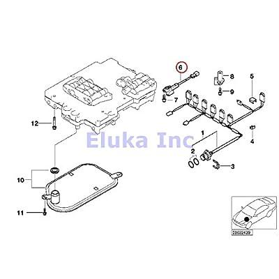 BMW OEM Speed Sensor For Automatic Trans A5S 325Z 525i 530i 320i 323Ci 323i 325Ci 325i 330Ci 330i Z4 2.5i Z4 3.0i: Automotive