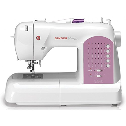 SINGER 8763 Curvy Computerized Sewing Machine (Certified Refurbished)