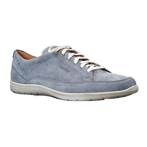 Ganter Ladies Gill-g Derby Jeans / Greyblue