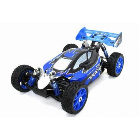 1/8 Nitro Buggy Rtr (VRX-2 Standard Nitro Powered Radio Controlled 1/8 Scale RTR Racing Buggy)