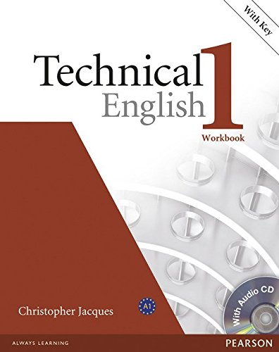 Technical English Level 1 Workbook with Audio CD and Answer Key