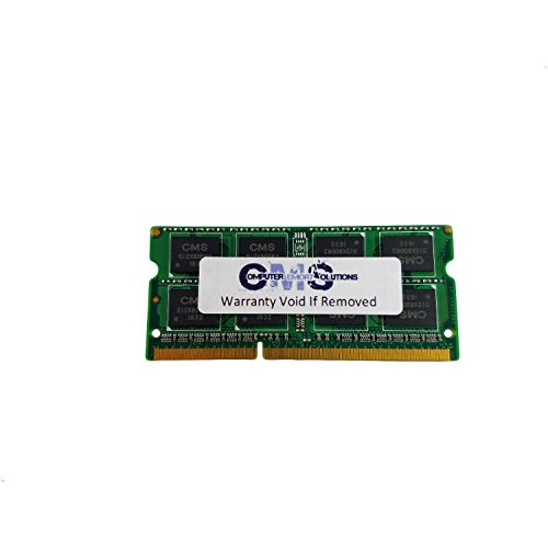 4Gb (1X4Gb) Memory Ram Compatible with Hp/Compaq Elitebook 8470P Notebook By CMS A30