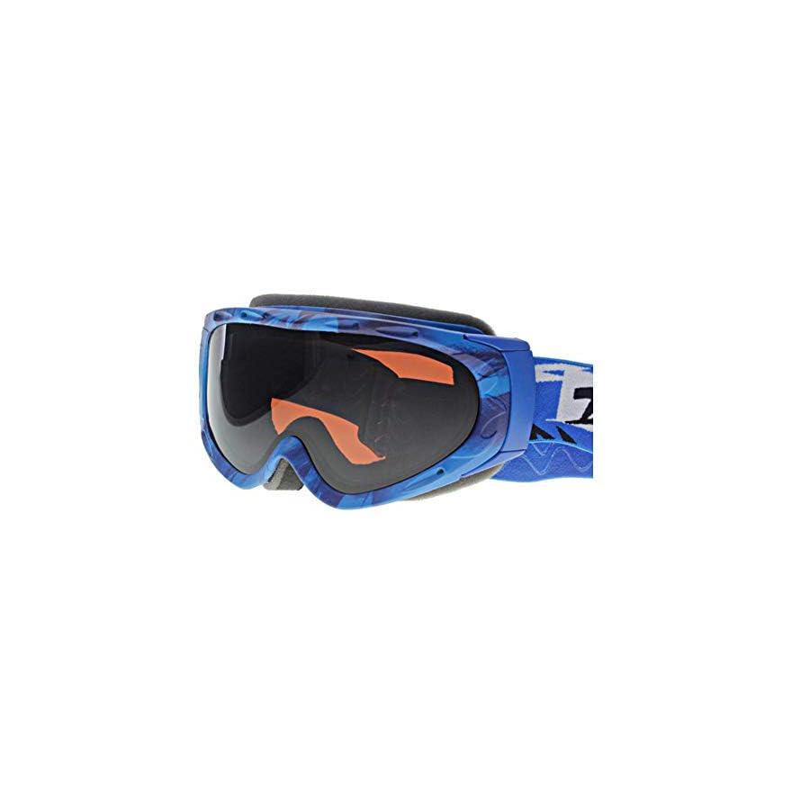 He yanjing Snowboarding Goggle, Double Lens UV Protection Anti Fog UV Protection Ski Snowboarding Goggles, ski Glasses