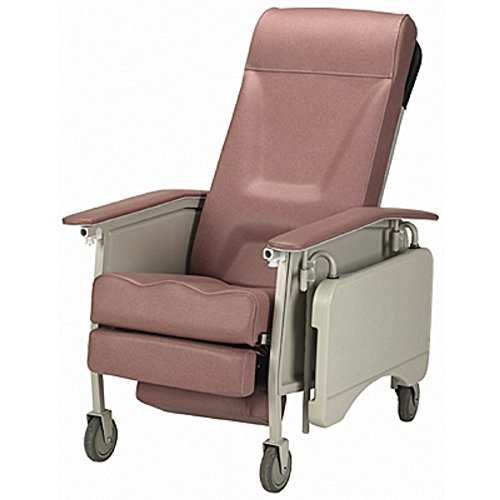 Invacare - Deluxe Three-Position Recliner - Rosewood (Position Recliner Three)