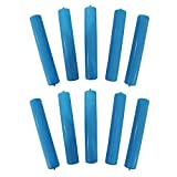 Ice Cube Sticks 10 Reusable Freezable Water Bottle Cooling Rods (10 Sticks)