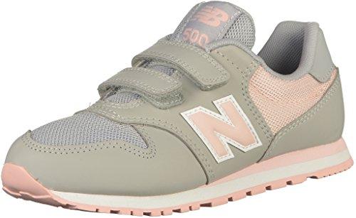 New Balance KV500 NSY KV500NSY, Turnschuhe grau / rosa