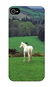 New Wicklow Countryside, Near Powerscourt Castle, Ireland Tpu Case Cover, Anti-scratch VenusLove Phone Case For Iphone 5/5s