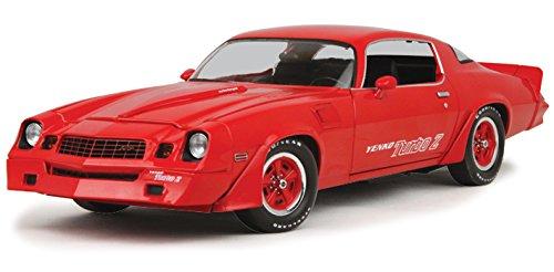 Camaro Yenko (1981 Chevrolet Camaro Z/28 Yenko Turbo Z Red 1/18 Diecast Model Car by Greenlight 12999)