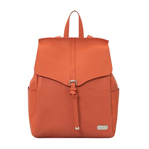 Amazon.com: Velez Women Vintage Style Laptop Bookbag Genuine Colombian Leather Backpack | Bolso de Cuero Mujer Trendy College Real Original Bag Morrales ...