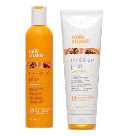 milk_shake Moisture Plus Shampoo and Conditioner (300 and 250ml)