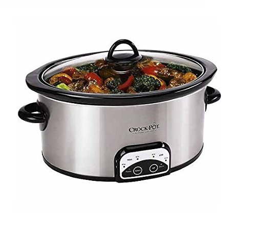 crock pot 7 quart lid - 9