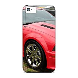 New Style Cynthaskey Ford Saleen Mustang Premium Tpu Cover Case For Iphone 5c