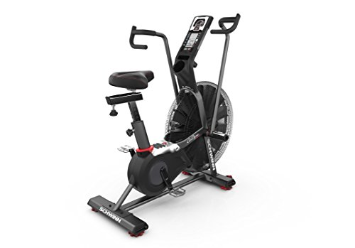 Schwinn Airdyne Pro Exercise Bike, Silver For Sale