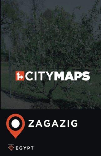 City Maps Zagazig Egypt James McFee Amazoncom Books - Map of zagazig egypt