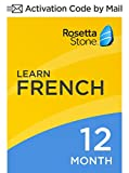 Rosetta Stone: Learn French for 12 months on iOS, Android, PC, and Mac - mobile & online access