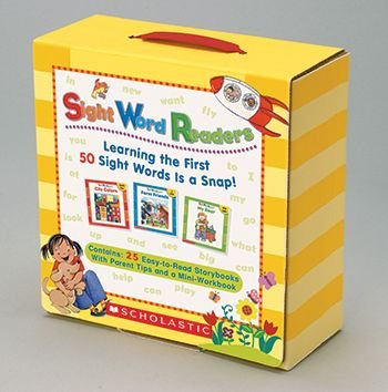Scholastic Teaching Resources SC-0545067650 Sight Word Reader Library - Sight Words Library