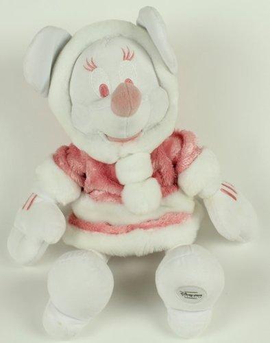 Christmas Minnie Mouse Plush.Amazon Com Disney Minnie Mouse Plush Winter Christmas Snow
