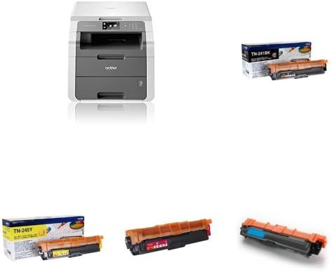 Brother DCP-9015CDW - Impresora multifunción láser color + Pack de ...