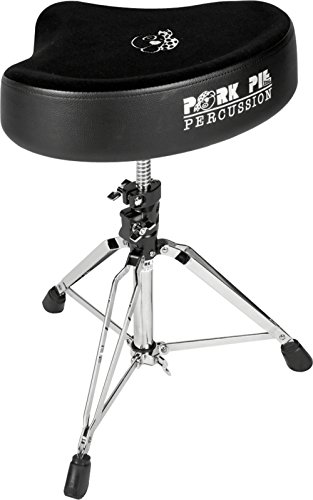 Pork Pie Tractor Style Drum Throne (Tractor Seat Drum Throne)