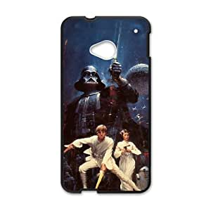 HTC One M7 Phone Case Cover Star Wars ( by one free one ) S65012