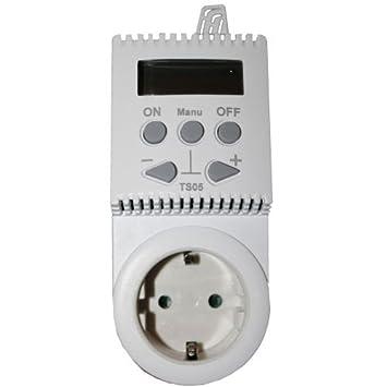 Infrarotheizung Thermostat Kostenloser Versand Ts05