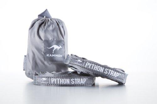 Kammok® Python Straps - Hammock Suspension - Python Strap
