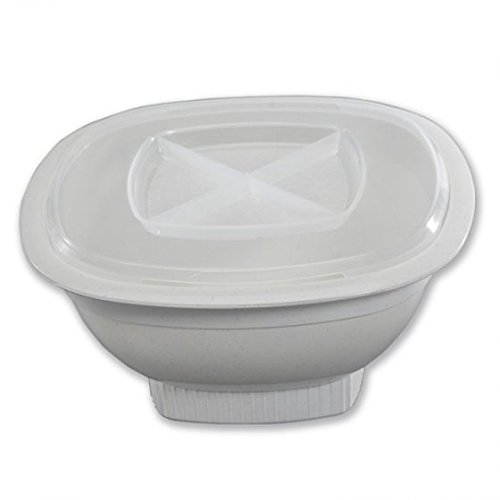 Bundle Nordic Ware Microwave Corn Popper & Jolly Time Pop Corn White