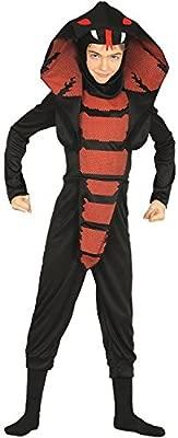 Fancy Me Infantil Cobra Ninja Japón Serpiente Halloween ...