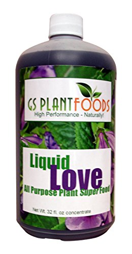 Liquid Love All Purpose Natural Plant Food! Now in - Liquid Organic Fertilizer